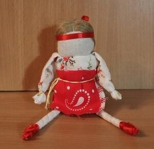 Мастер-класс: женская суть — обережная кукла
