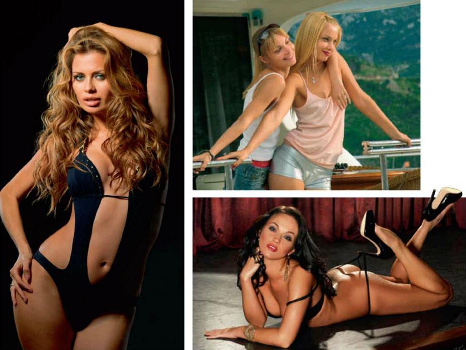 Виктория Боня, сестры Арнтгольц, Мария Берсенева - 100 самых сексуальных женщин страны - Россия Maxim hot 100