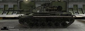 Ремоделинг танка M48A1 №3