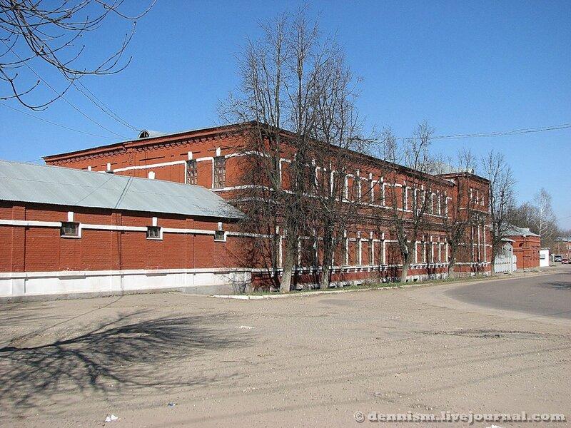 Александровский ликёро-водочный завод.