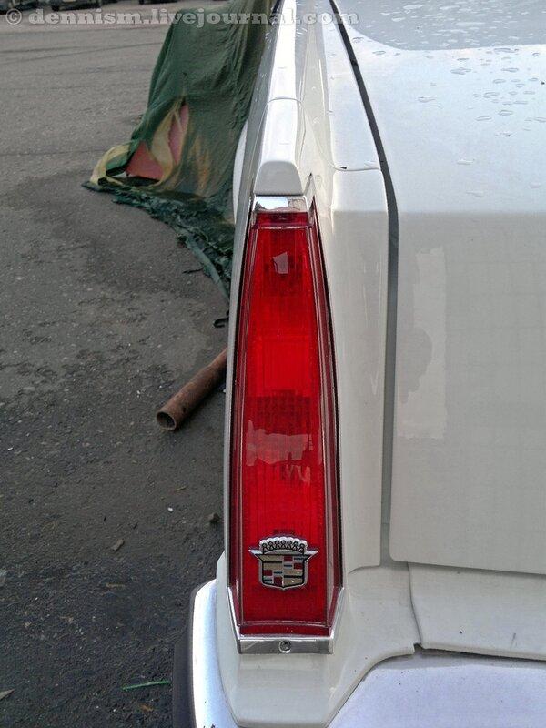 Cadillac Eldorado Opera Coupe`1982