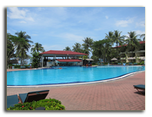 Малайзия. Лангкави. Holiday Villa Beach Resort & Spa Langkawi