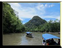 Малайзия. Лангкави. Kilim Geoforest Park