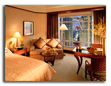 Малайзия. Куала-Лумпур. Mandarin Oriental Kuala Lumpur. Club-premium-city-view-room
