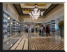 ОАЭ. Дубаи. Madinat Jumeirah.Al Qasr