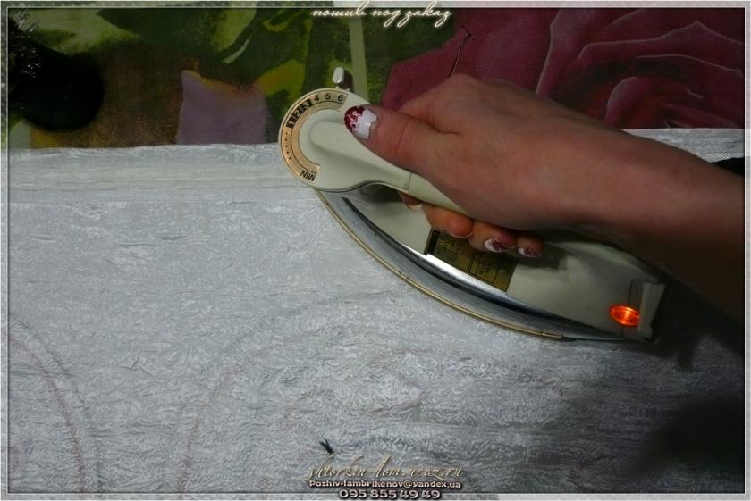Пошив ламбрекенов своими руками видео