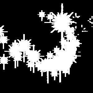 новогодний скрап