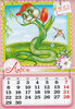 календар година на змията 2013