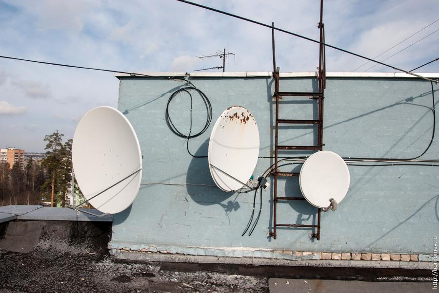 спутниковые антенны саров