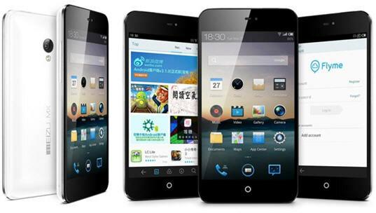 MX2 смартфон от компании Meizu