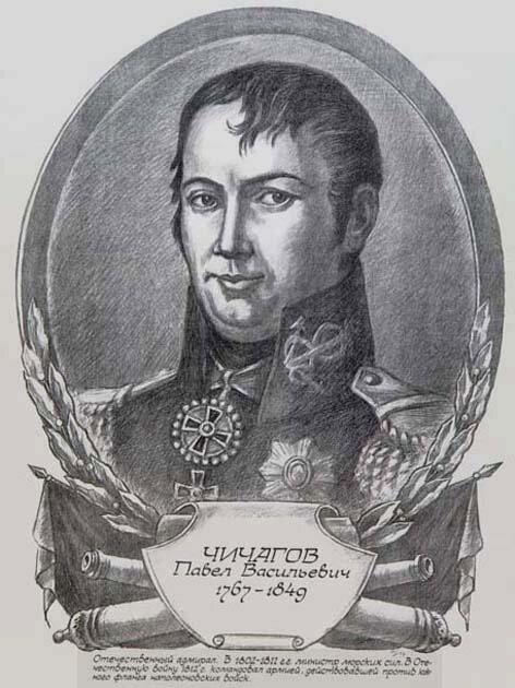 Чичагов Павел Васильевич