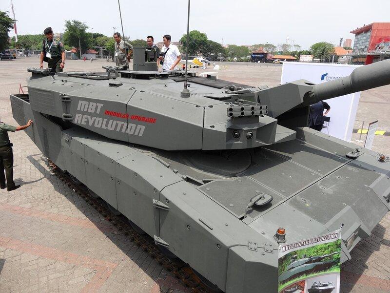 Il futuro del carro armato da combattimento nuovi carri e for Ariete evo 2 in 1