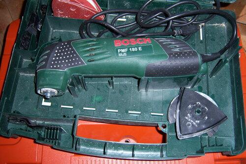 Bosch PMF 180 в кейсе