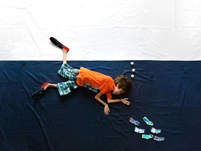 Матей Пелжхан: фотографии мальчика, который не может ходить