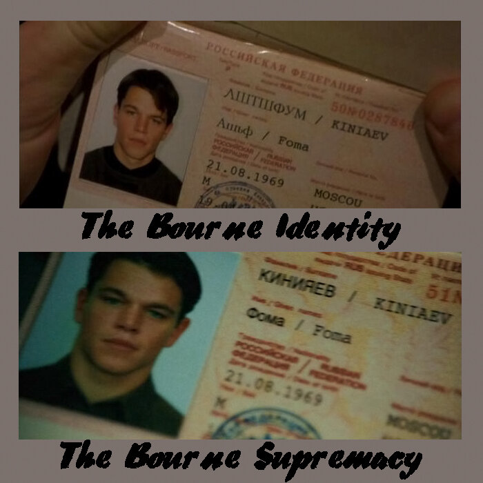 Картинки по запросу борн фото паспорта
