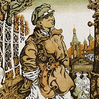 Олег Литвинов, Пригоди Бувалого солдата