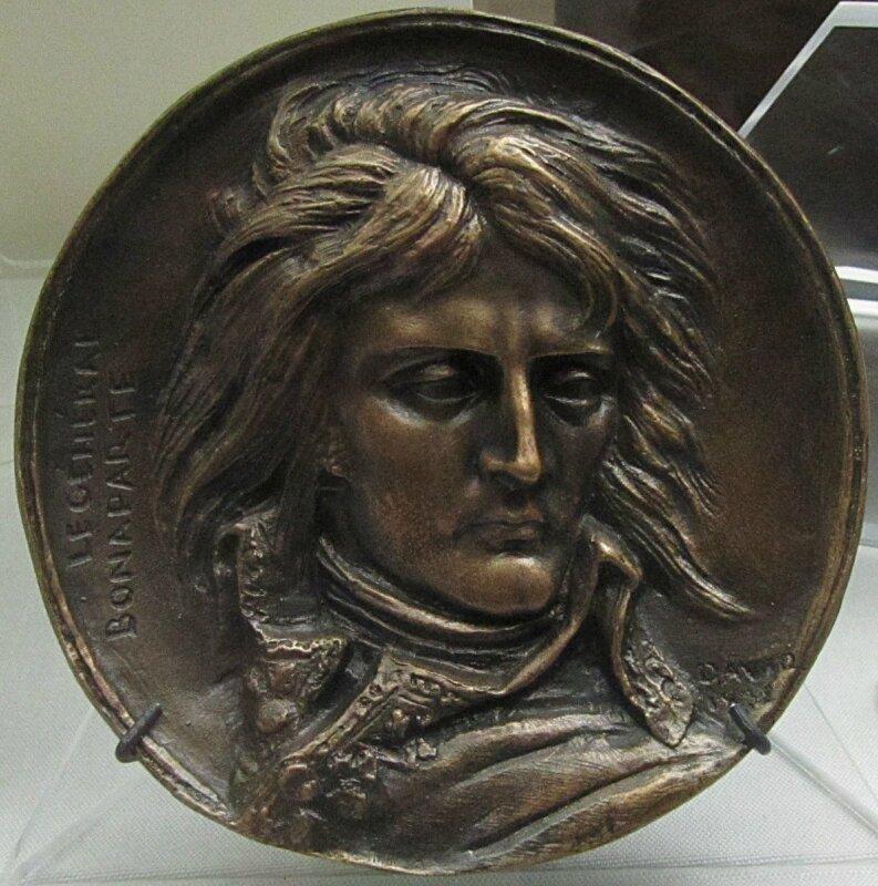 Давид д'Анже. Портрет Наполеона