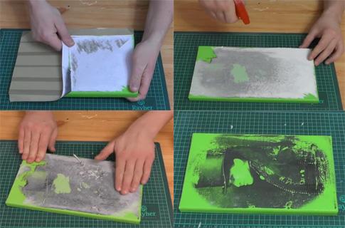 Как перенести рисунок с бумаги на любую поверхность (фото 4)
