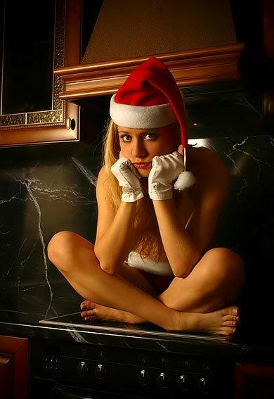 девушки новогодние,Girls Christmas