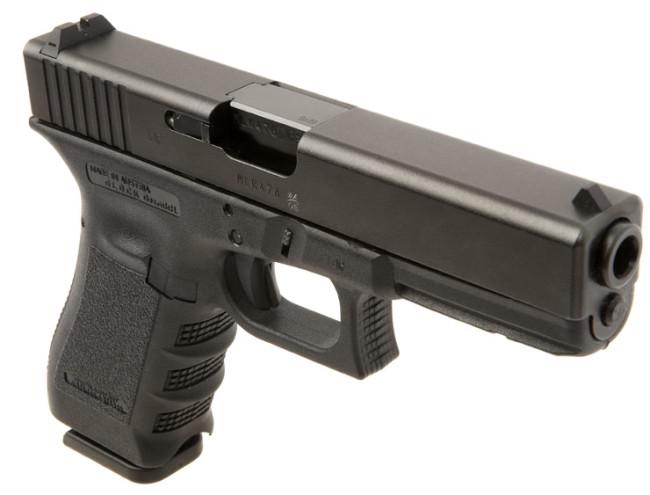 Входит в число самых популярных пистолетов в мире. Находится на вооружение более чем в 30 странах. И