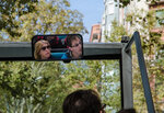 Барселона. Туристический автобус.