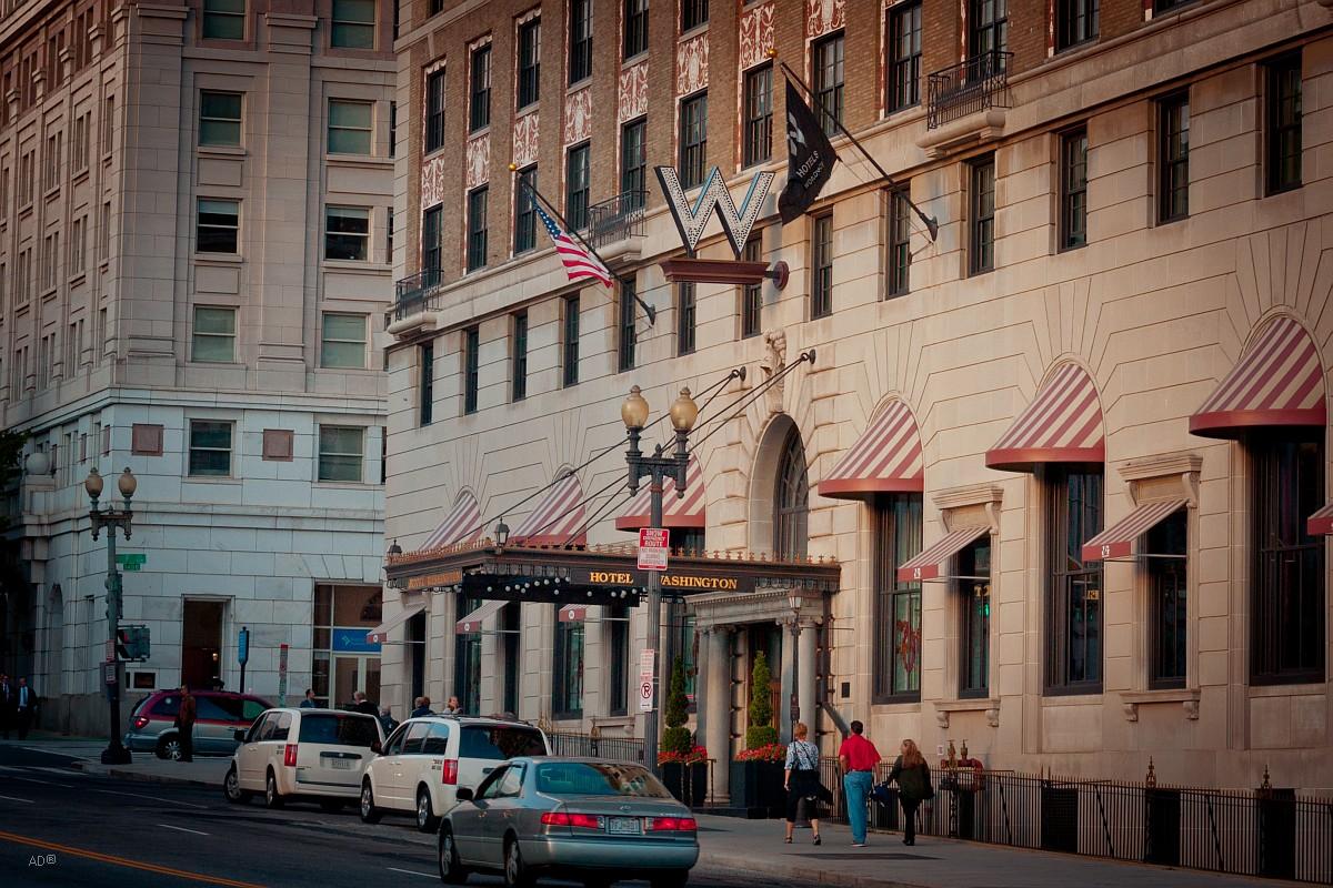 Гостиница Washington