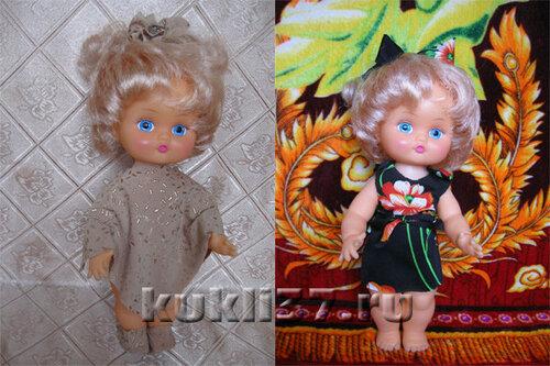 наряды для куклы 25 см