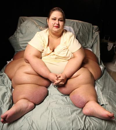 Photos жирные в постели