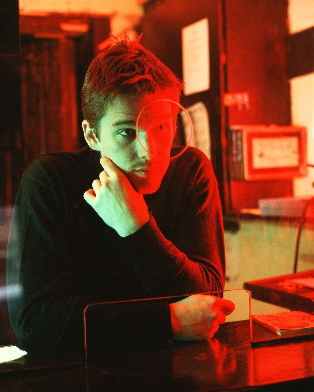 Ethan Hawke / Итэн Хоук - звезды Голливуда, фотограф Firooz Zahedi