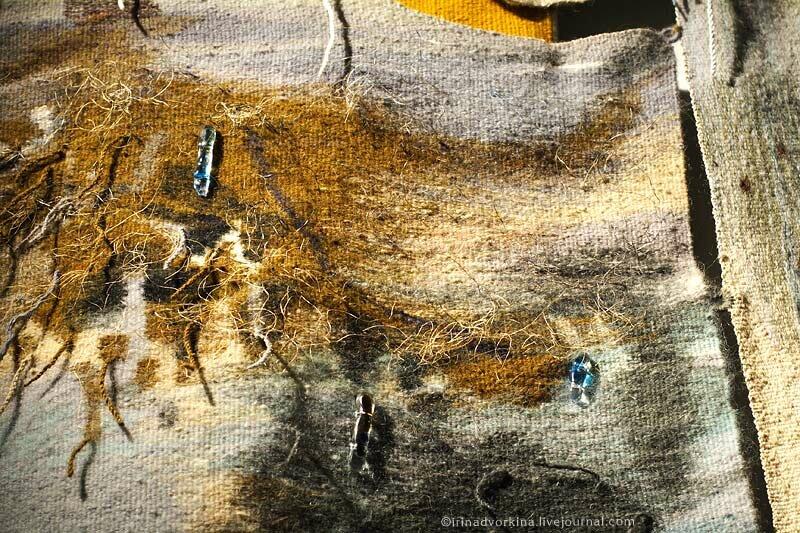 Орешко О. Платье птицы