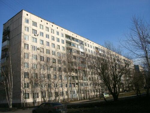 Искровский пр. 8к3