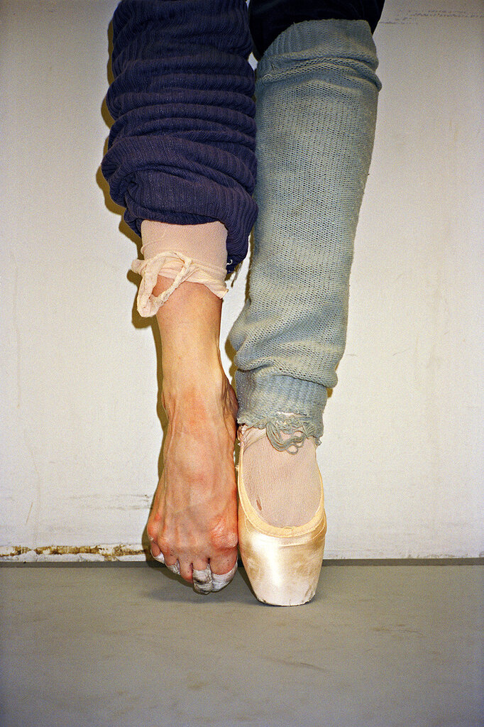 В балет играют настоящие мужчины