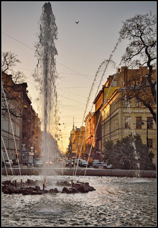 Александровский фонтан