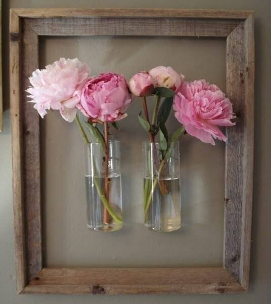 Цветы из ткани своими руками в вазу 62