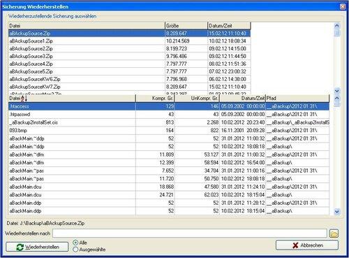 резервное копирование данных