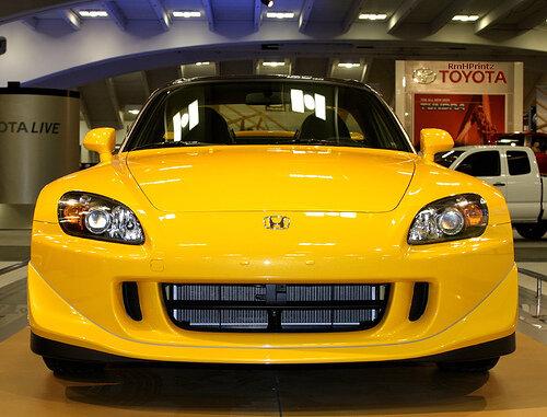 Фото Honda S2000