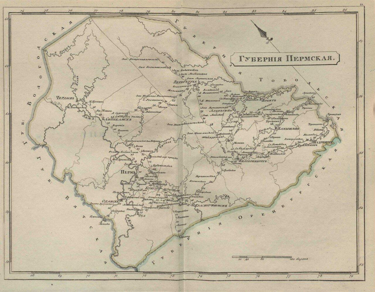 12. Пермская губерния