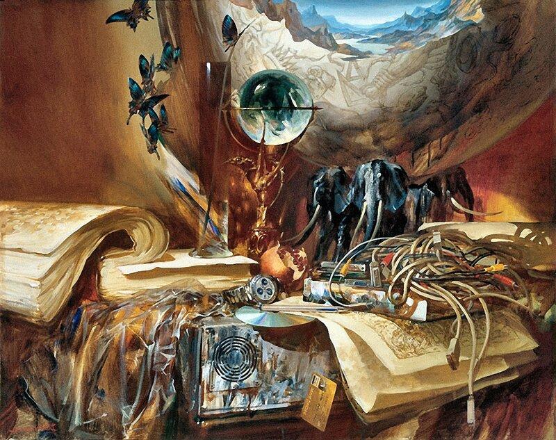 Порочный мир. Их десять тех сонетов, ровный строй. Иван Славинский (Ivan Slavinsky)