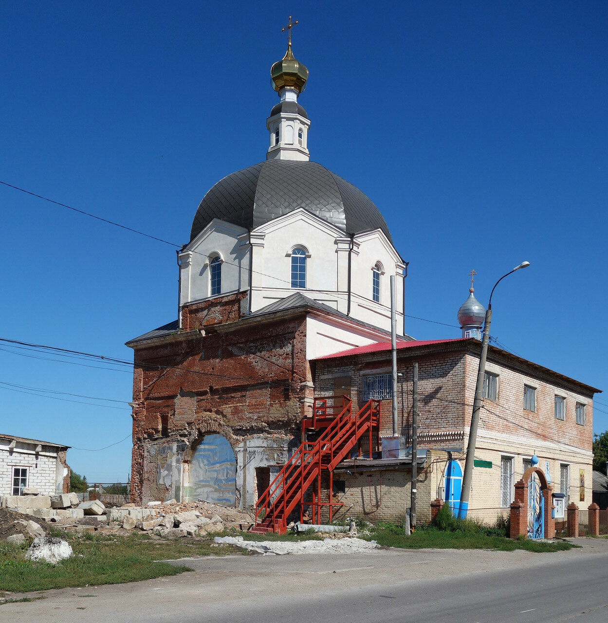 храм, Щетиновка