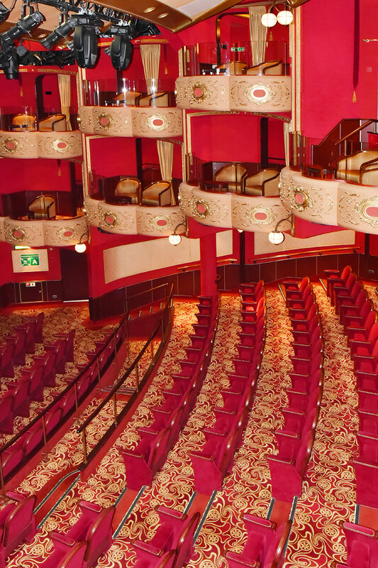 Как молоды мы были: хрустальная свадьба в круизе на Cunard Queen Victoria