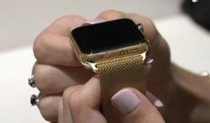 Наручные часы от Apple с личной подписью Владимира Путина