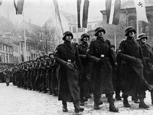 Примирение ветеранов противобоствущих сторон  в Латвии