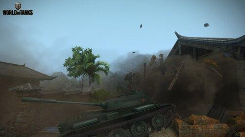 Китайский танк 6 уровня 59-16