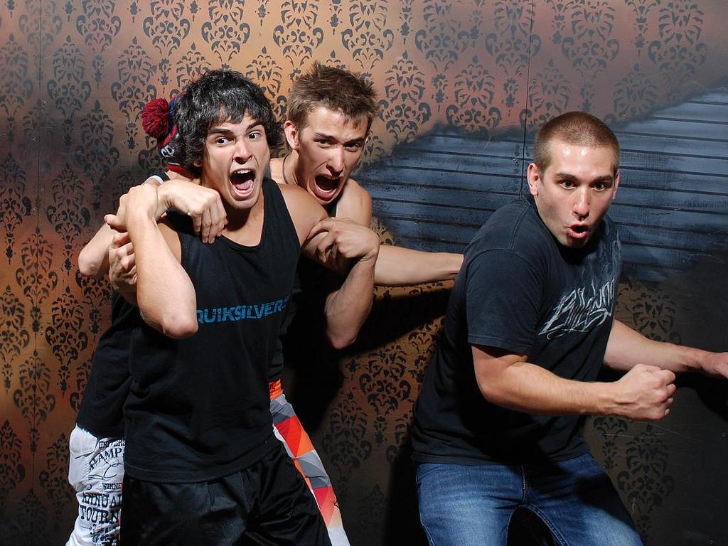 Фабрика Ночных Кошмаров (Nightmares Fear Factory)