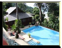 Малайзия. The Datai Langkawi. Villa Hutan Datai