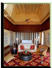 Малайзия. Лангкави. Four Seasons Resort Langkawi. Royal Villa main bedroom