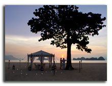 Малайзия. Лангкави. Four Seasons Resort Langkawi. Rajasthani tent 2