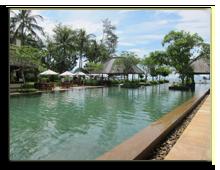 Малайзия. Лангкави. Tanjung Rhu Resort Langkawi
