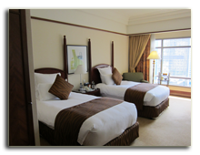 Малайзия. Куала-Лумпур. Mandarin Oriental Kuala Lumpur. Superior City View Room