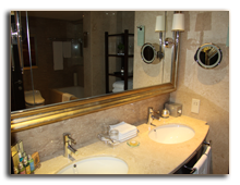 Малайзия. Куала-Лумпур. Shangri-La Hotel, Kuala Lumpur. Premier Selection Suite